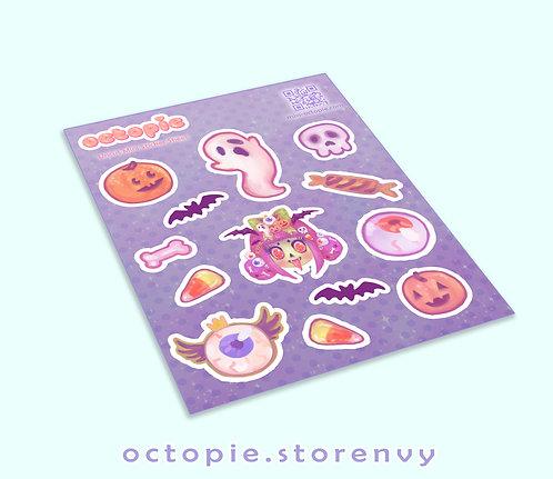 """""""Spooky Cutie"""" Sticker Sheet"""