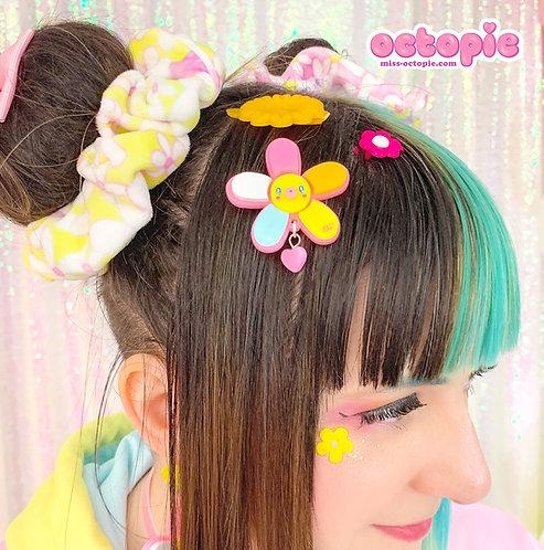 Daisy Cute 2-way clip