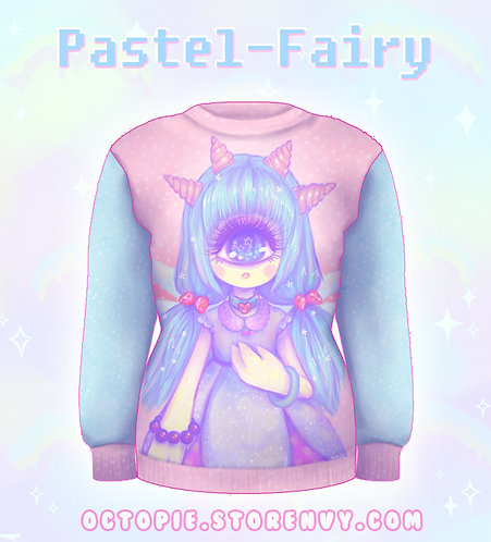 """Pastel-Fairy"" Sweater"