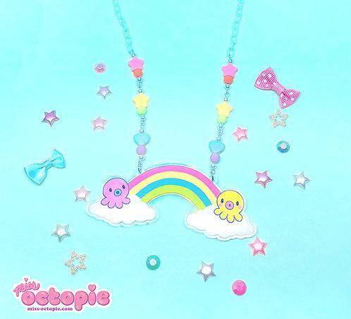 """""""DreamyOcto"""" Large Necklace"""