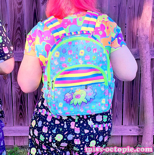 """""""OctoParty"""" Backpack"""