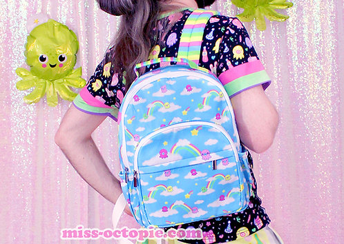 """DreamyOcto"" Backpack"