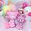 "Thumbnail: ""Dreamy Sweeties"" Strawberry Enamel Pin"