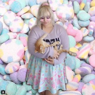 """💖 """"Lovely Candy Heart"""" Skirt"""