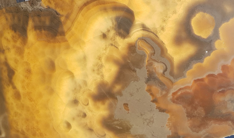 Backlit Landscape Onyx
