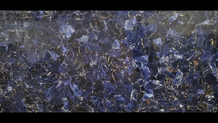 Blue Azul Gemstone