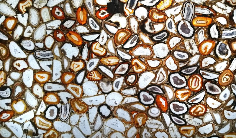 Large Brown Agate Semiprecious