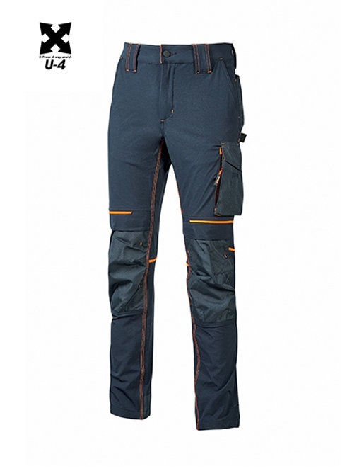 Pantalone Atom Deep Blue invernale U-power