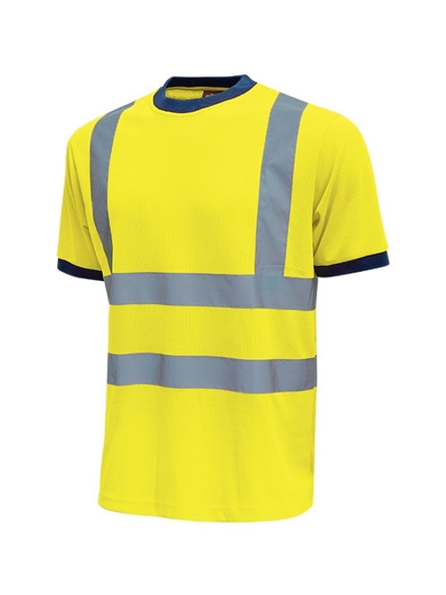 T-shirt Yellow Mist U-Power