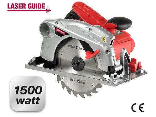 Sega circolare 1.500watt CS-L1500-185