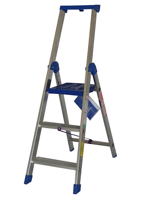 Scala in alluminio Marchetti Climb Evo 3 gradini mt 1,45