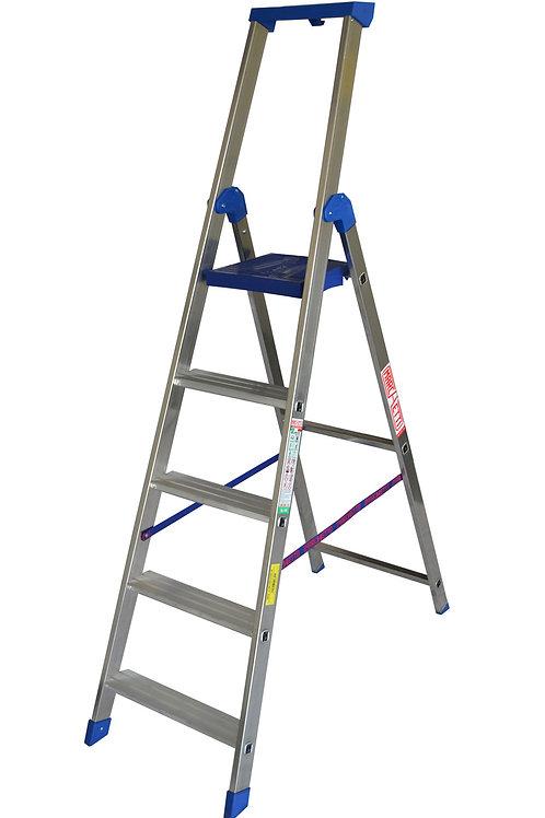 Scala in alluminio Marchetti Climb Evo 5 gradini mt 2,00
