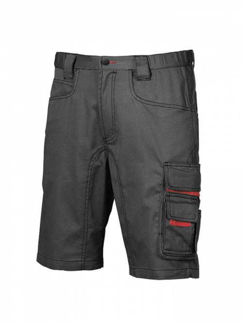 Pantalone corto Party U-Power Black carbon