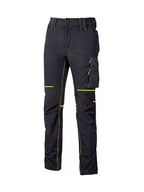 Pantalone World black carbon estivo U-Power
