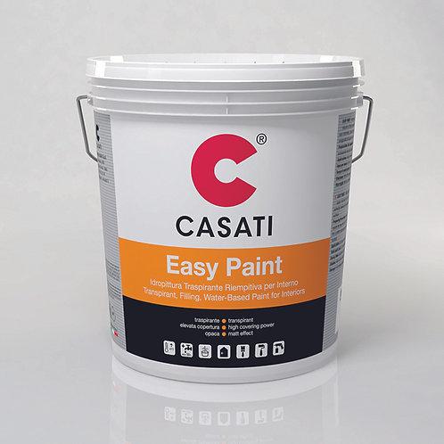 Idropittura traspirante - CASATI EASY PAINT 14lt x interno