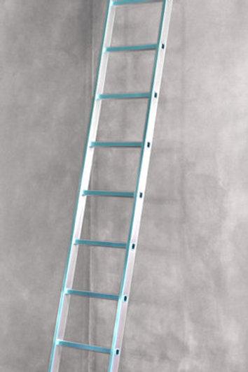 Scala semplice in alluminio Marchetti A1 mt3 - 10 pioli