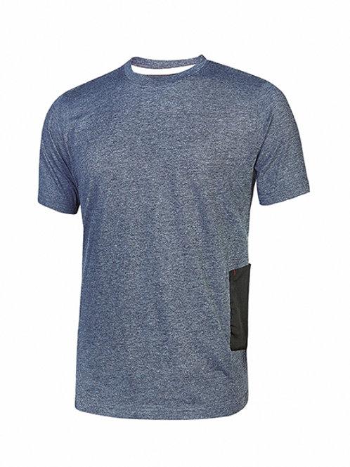 T-shirt Road U-Power deep blue