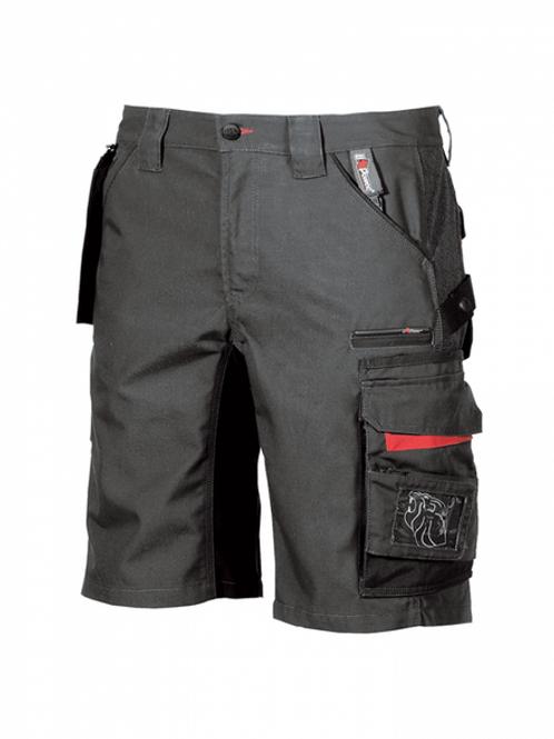 Pantalone corto Start U-Power Start Black carbon