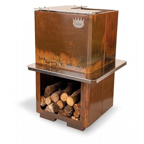 Barbecue a legna Dakota
