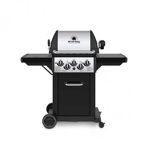 Barbecue gas Monarch390 con girarrosto Broil King