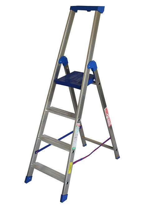 Scala in alluminio Marchetti Climb Evo 4 gradini mt 1,75