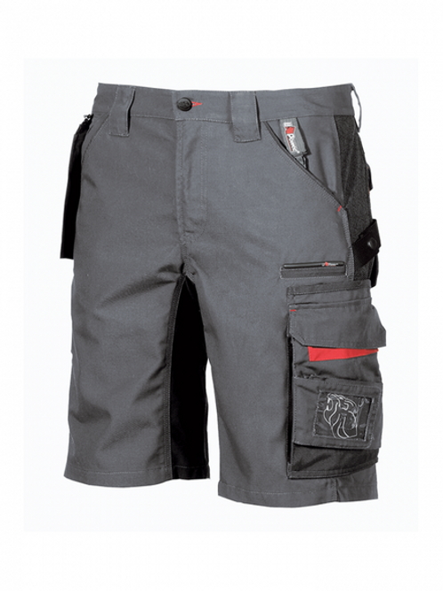 Pantalone corto Start U-Power Start grey meteorite