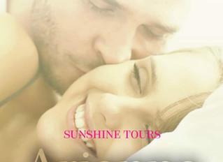 Cover Reveal Arianna ( Sunshine Tours Book 2)