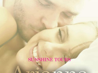 Cover Reveal Arianna ( Sunshine Tours Book 2)