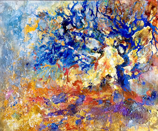 Under the Blue Tree