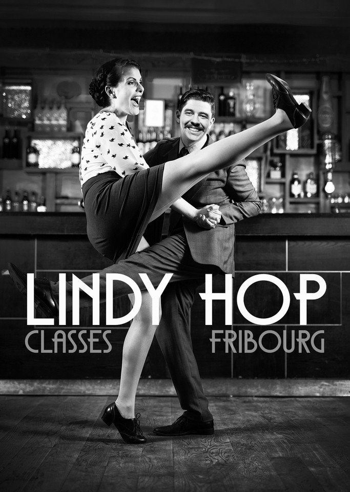 Lindy Hop chez Swing By