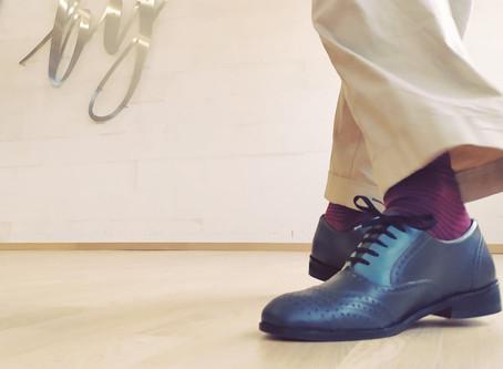 La chasse aux chaussures