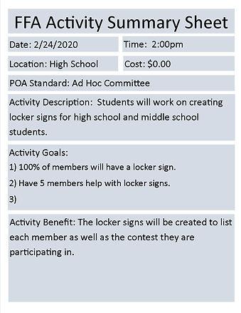 FFA Activity Sheets Ad Hoc Committee.jpg