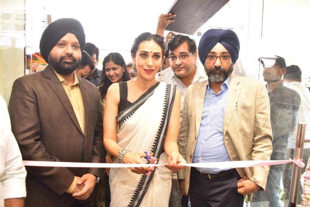 Linen Store Launch
