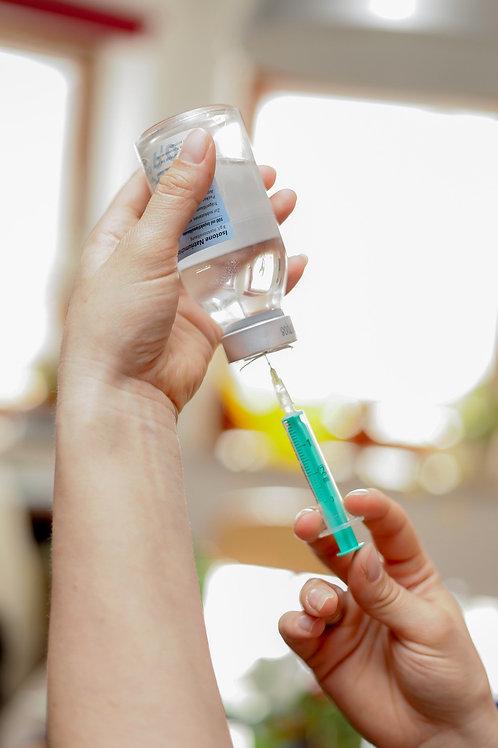 Vacunas para enfermedades inmunoprevenibles