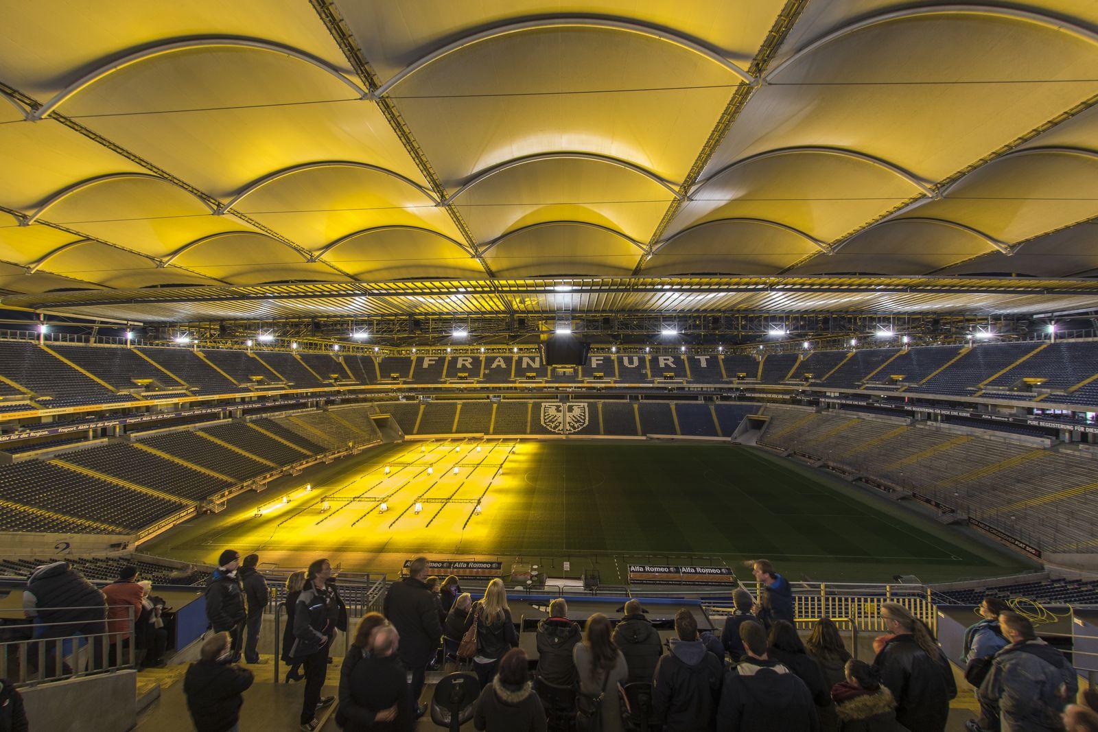 Commerzbank alias Waldstadion