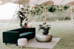 14m Round Sperry Wedding Tent
