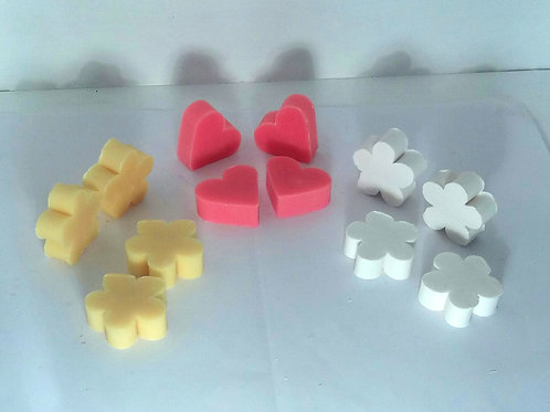 Small Guest Soaps - set of 12