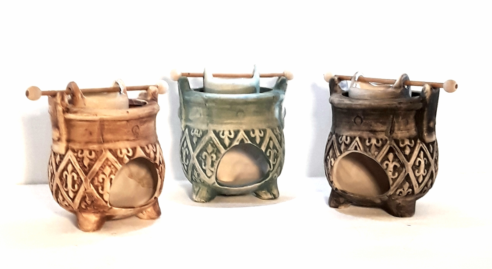 Cauldron Oil Burners