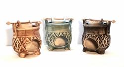 Cauldron Oil Burners