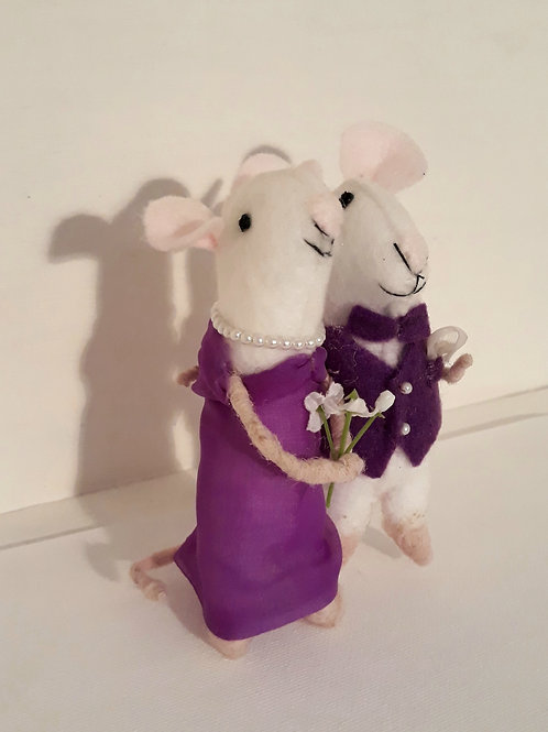 Ball Mice Pair