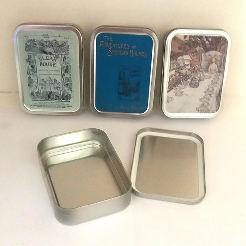 Collectors Tins - Set of 3