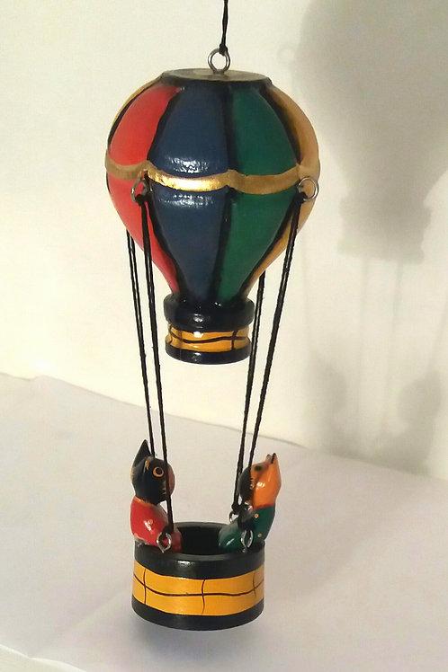 Hot Air Balloon Cats Hanging
