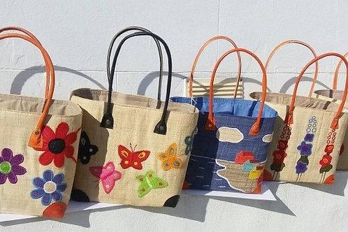 Large Madagascan Bags