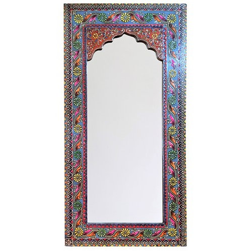 Highly decorative Mehandi Mirror
