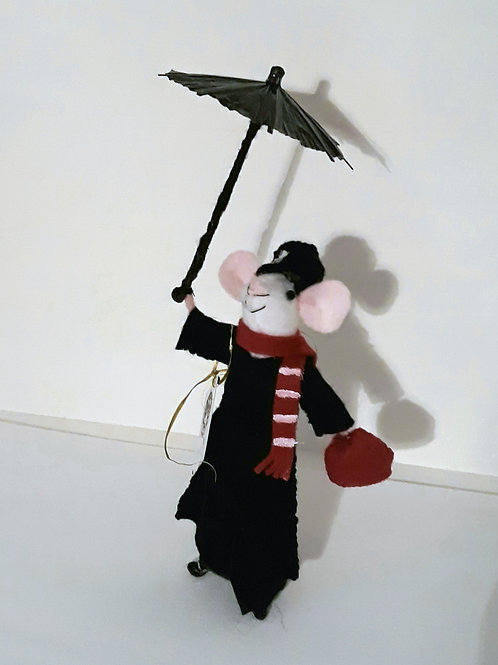 Mary Poppins Mouse