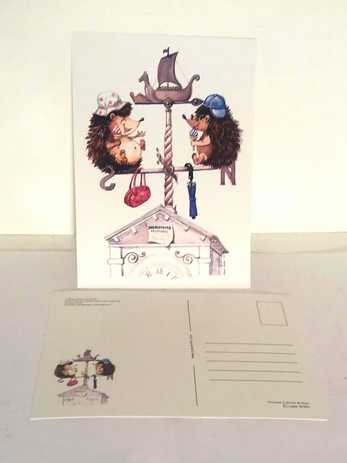 Limited Edition Postcards - set of 5