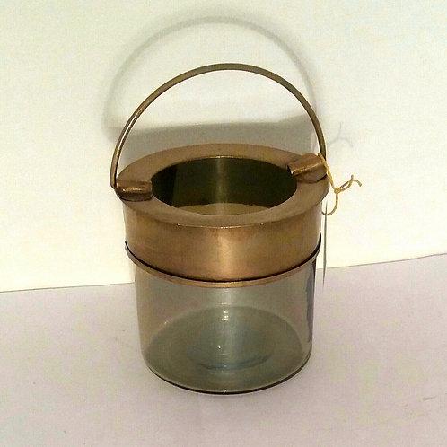 Glass Tea light holder