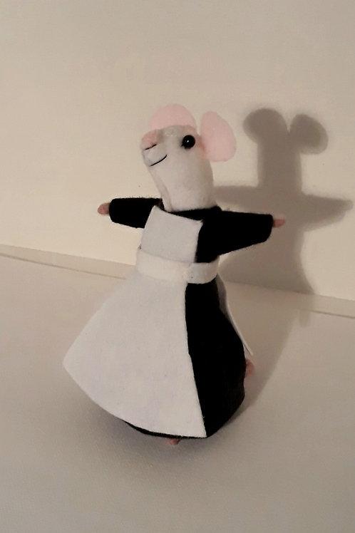 Felt Mouse - 'Maria'