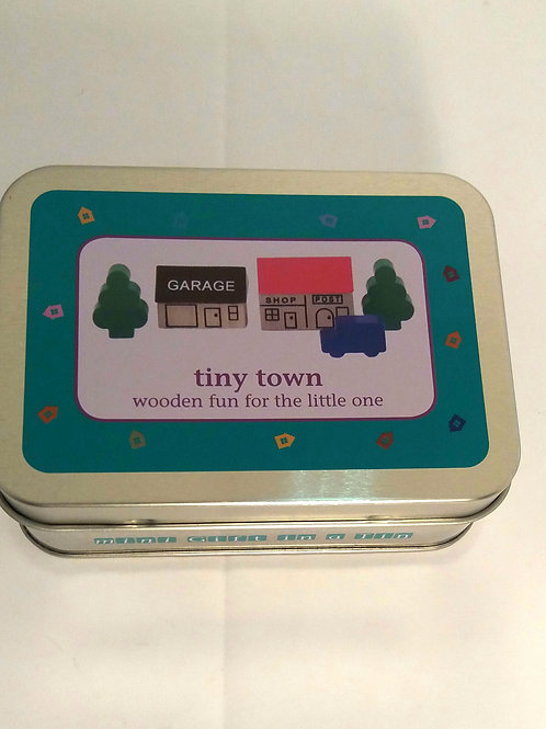 Tiny Town in a Tin