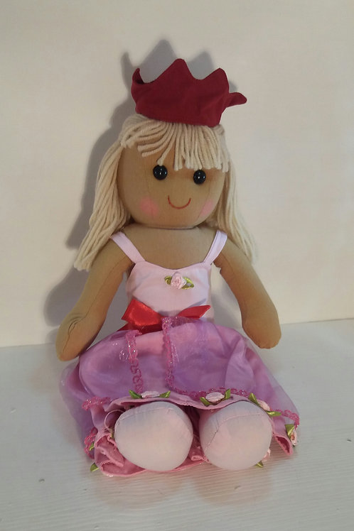 Princess Rag Doll Large